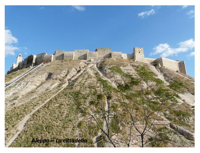 Aleppo  la cittadella