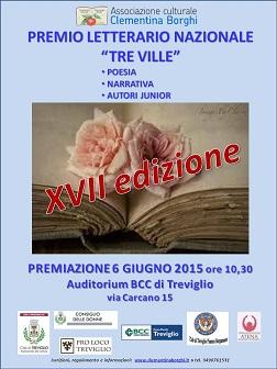 """Continua il lavoro della Giuria della XVII edizione del """"Tre Ville"""""""