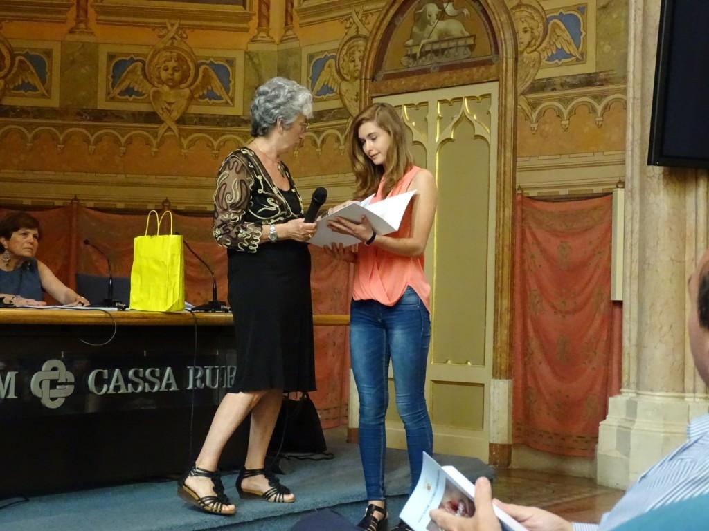 Carrellata fotografica dalla premiazione del XVII Tre Ville: Premio speciale di merito Soroptimist