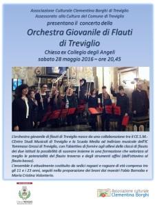 versione barnaba Locandina CONCERTO 28.5.16 Giovanile Flauti