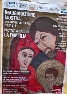 L'associazione Clementina Borghi segnala la mostra dei Laboratori culturali della terza età